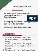 Warfarin+Therapy+