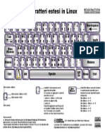 Tastiera Linux Base A4