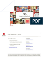 Country Analysis Quarterly Monitor Gcc Saudi Arabia q3 2013