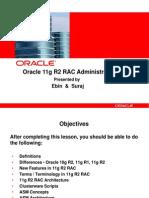 11g R2 RAC Administration 2