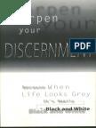 145388659 Sharpen Your Discernment Roberts Liardon