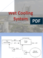 Wet Cooling System