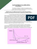 El Enlace Quimico y La Mecanica Cuantica