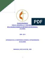 Plan Estrategico 2009- 2013