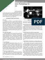 Recirculating System Technology for Shrimp Maduration