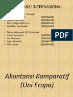Akuntansi Komparatif (Uni Eropa)