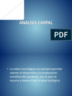 ANALISIS CARPALmod
