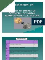 Dollar Fall vs Rupees PDF
