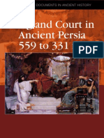 147560569 King and Court in Ancient Persia