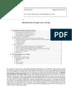 Schmidt Cases-Eu Law Introduction