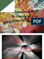 Simbolismul Romanesc in Contextul Simbolismului European