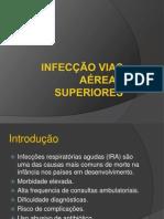 INFECÇÃO VIAS AÉREAS SUPERIORES