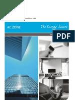 The AC Zone ( Daikin Authorized Dealer ) in Chennai