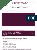 Term 3 Chapter 11 to 12 Analysis of Haroun