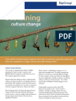 Culture Transformation Viewpoint 2012
