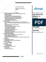 Atmel 2486 8 Bit AVR Microcontroller ATmega8 L Summary 2