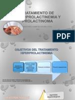 Tratamiento de HIPERPROLACTINEMIA y Prolactinoma