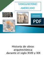 Vanguardismo Americano- Escuela de Chicago[1]