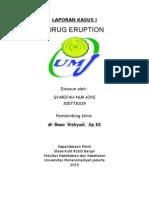 Lapkas Drug Erupsion