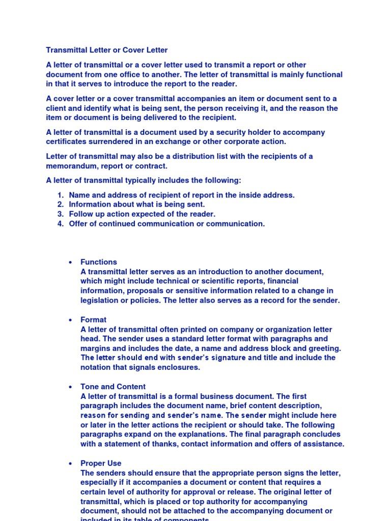 Sample of a transmittal letter sales progress report template transmittal letter or cover letter 1 memorandum politics 1519037658v1 transmittal letter or cover letter 1 sample of a transmittal letter sample of a spiritdancerdesigns Choice Image