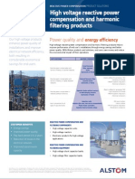 Alstom Grid - RPC&HF - HV Product Guide