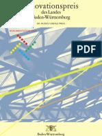 2006 - Dokumentation des Innovationspreises des Landes Baden-Württemberg 2006