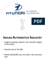 Hyundai new product development