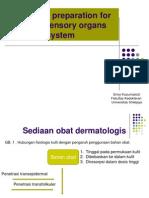 12. Medicines Preparation for s.o.s