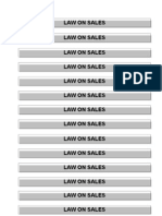 LAW on SALES_label on Memaid