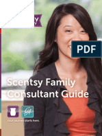 Scentsy UK Consultant Start Up Guide