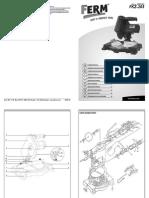 Ferm FKZ205 Manual