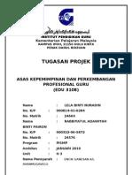 Templat Muka Depan Projek Pelajar-1