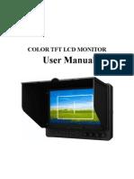 Lilliput Monitor 665 Instructions