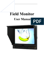 Lilliput Monitor 969 Instructions
