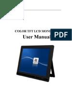 Lilliput Monitor FA-1000 Instructions