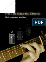 The 150 Essential Chords