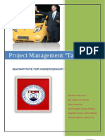 Introducing Tata Nano as Project Management