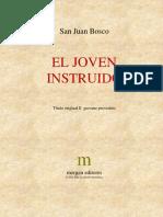 San Juan Bosco - El Joven Instruido.pdf