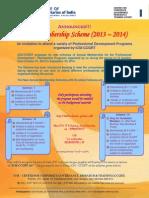 Annual Membership Scheme of The Institute of Company Secretaries of India
