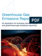 Pwc Greenhouse Gas Emissions Report2009