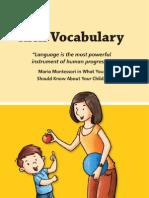 Rich Vocabulary