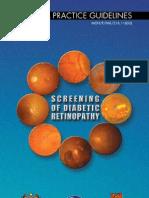 CPG Screening of Diabetic Retinopathy
