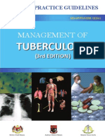 CPG- Management of Tuberculosis (3rd Edition)
