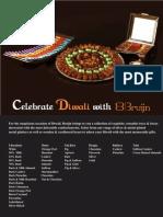 Diwali Brochure 2013