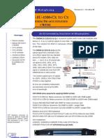 Optical CWDM Multiplexing