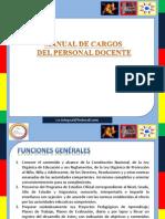 MANUAL DE CARGOS DEL PERSONAL DOCENTE.pptx