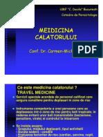 Medicina Calatorului