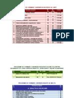 Propunere Oferta de Programe 2011-2012-2