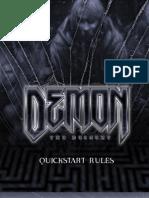 Demon the Descent Quickstart