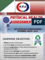 PHYSICAL HEALTH ASSESSMENT.pptx